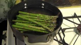 Saucy Asparagus
