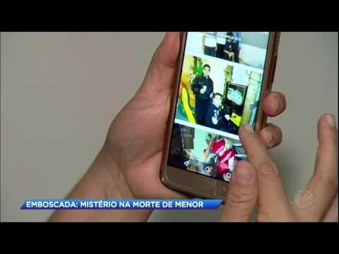 Família de menino assassinado em emboscada pede justiça