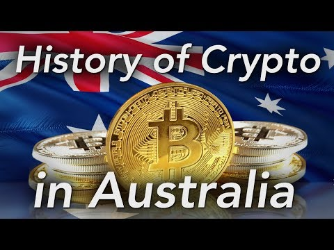 History Of Crypto In Australia
