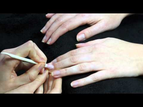 Cuticle Work - Manicure Techniques