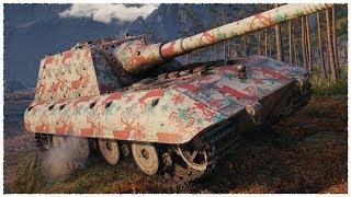 Jagdpanzer E 100 • GERMAN POWER • WoT Gameplay
