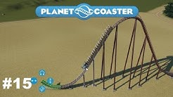 Planet Coaster - Selbst gebaute Achterbahn #15