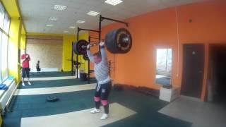"#Тяжелаяатлетика  ""5 кг до КМС в 38 лет"" Weightlifting"