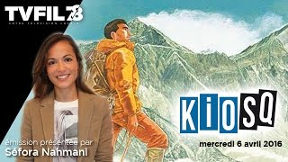 Kiosq – Emission du mercredi 6 avril 2016