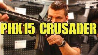 Video SHOT Show 2016: PHX15 Crusader from JAG Precision download MP3, 3GP, MP4, WEBM, AVI, FLV September 2018