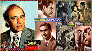 TALAT MEHMOOD~Film~NIRMAL~{1952}~Tumhare Dil Ki Duniya Ko Nazar Mein~[ One Of My Most Fav,s-TRIBUTE]