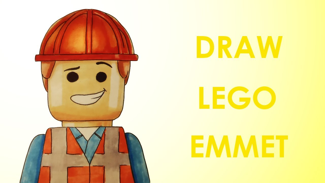 How To Draw Emmet