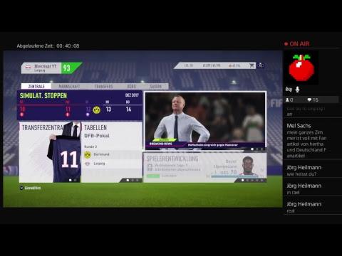 Stream - Fifa 18 Karriermodus RB Leipzig #18