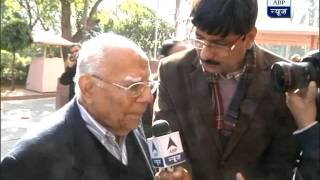 Ram Jethmalani endorses Modi as PM candidate