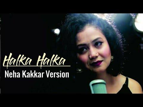 Halka Halka Unplugged Lyrics
