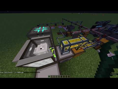 How to automate Draconic Evolution Fusion Crafting