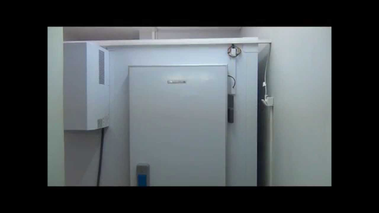 Chambre froide et vitrines r frig r es boucherie youtube - Chambre froide boucherie ...
