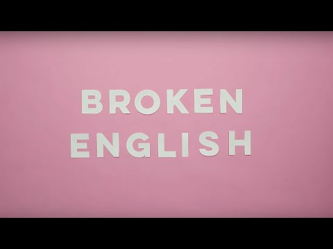 Youngblood   Broken English (Lyric Video)