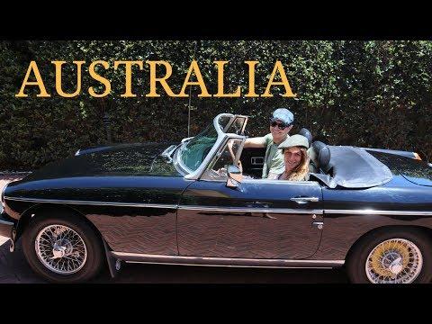 CARS and Australian FOOD (Ep21 GrizzlyNbear Overland)