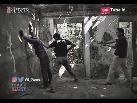 Detik-detik Penangkapan Pelaku Curanmor di Yogyakarta Part 02 - Police Story 04/06
