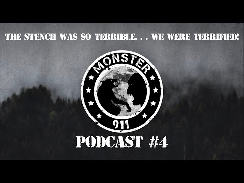 """Dogman Sasquatch Oklahoma Encounters, Episode 4--""""The Stench Was So Horrible...We Were Terrified!"""""""