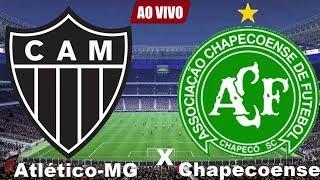 Video Gol Pertandingan Atletico MG vs Chapecoense-SC