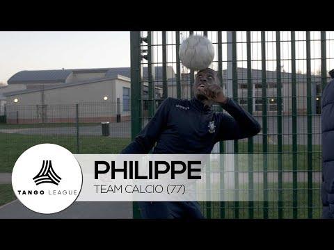 ADIDAS Tango League avec PHILIPPE - Team CALCIO (77)