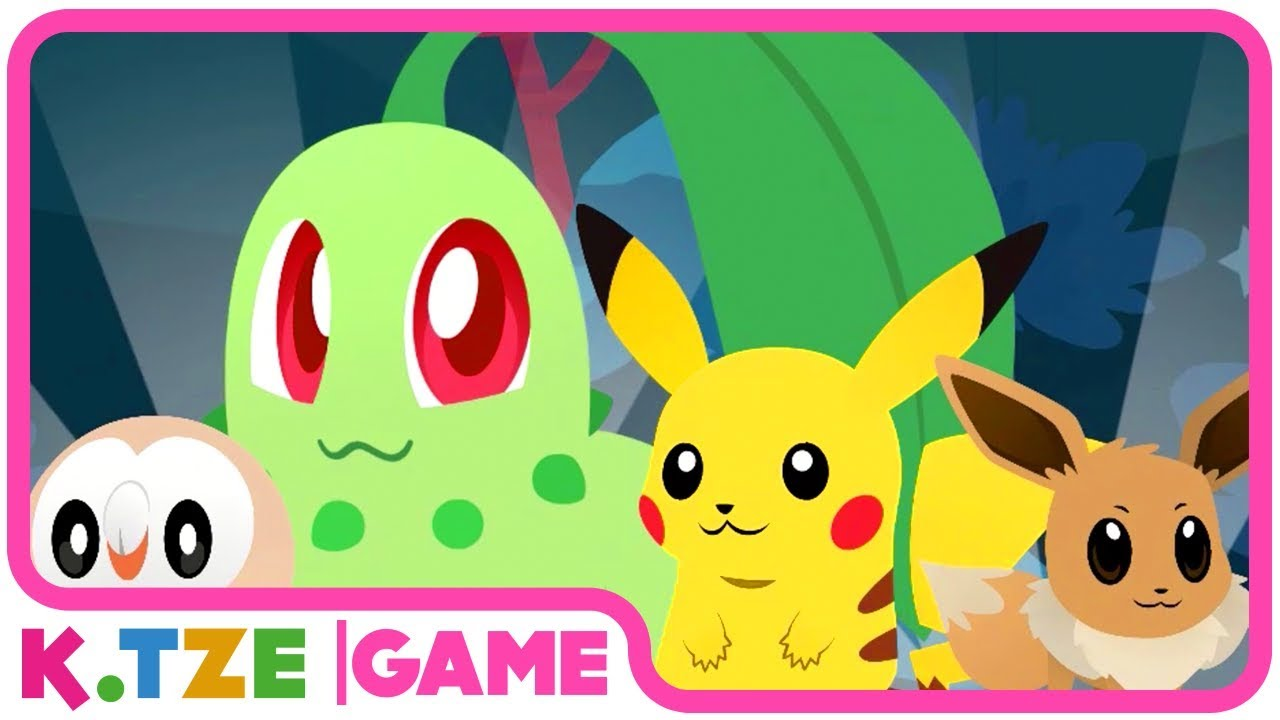 Pokemon Spielhaus Kinder App Auf Deutsch Spielzimmer Teil 2