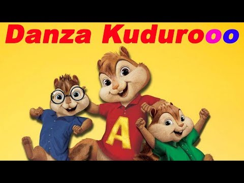 Dance Kuduro Alvin and The Chipmunks Don Omar ft  Lucenzo