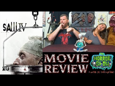"""Saw 4"" 2007 Horror Movie Review – 8 Days of SAWlloween – The Horror Show"