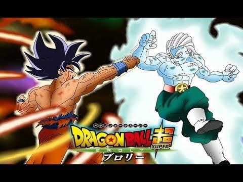 Pelicula Completa - Daisinkhan Maligno vs Goku y Vegeta Ultra Instinto - Dragon Ball Super