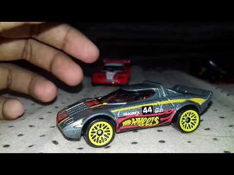 Review of my Aston Martin vantage GT3,Lancia Stratos and Honda CRX