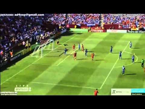 Diego Costa Goal Spain vs El Salvador 1-0
