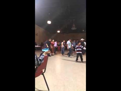 Marimba sin frontera. ..asi se baila en dalton ga