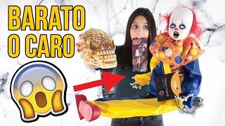 Fiesta de Halloween BARATA vs CARA 😨 ¿Merece la pena?