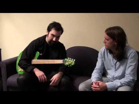 Richie Castellano Interview 2012 - Blue Oyster Cult - Casino Halifax