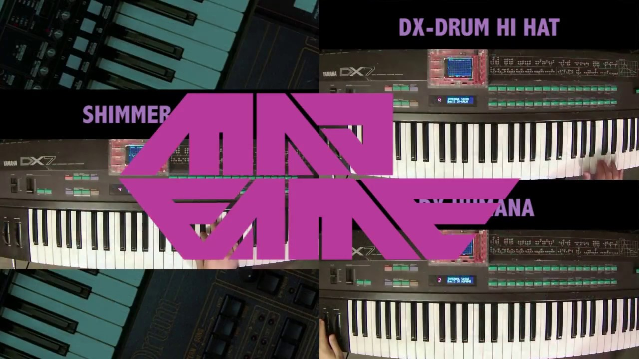 madFame DX7 Custom Patches - Pure DX7