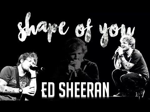 Shape of you - Ed Sheeran. Acoustic Karaoke
