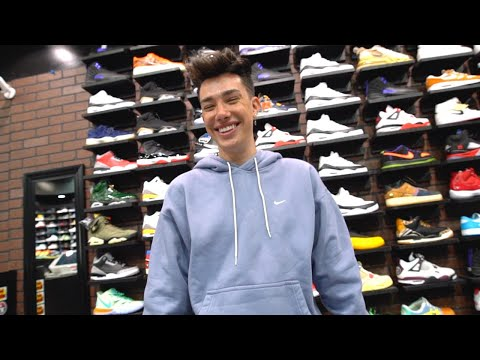 WE CAN'T BELIEVE JAMES CHARLES DID THIS AT COOLKICKS