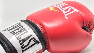 Everlast Boxing Ergo Moulded Foam Training Gloves | Unboxing【4K】