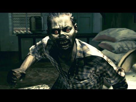 Прохождение Resident Evil 5 кооператив (Карн и 7Tiphs). Часть 1