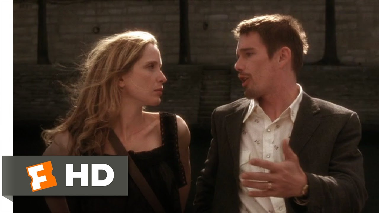 Before Sunset (6/10) Movie CLIP - We Were Young and Stupid (2004) HD ...