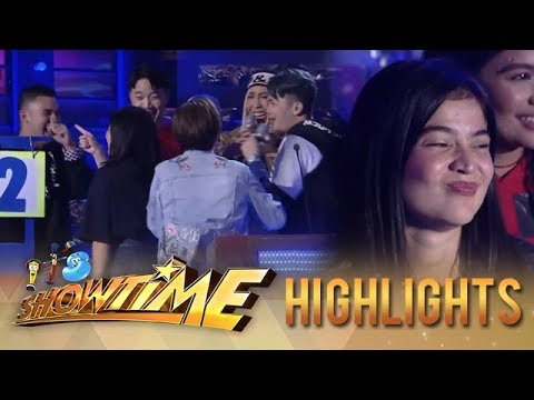 Its Showtime PUROKatatawanan: The Team Boys tease Anne Curtis!