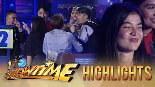 It's Showtime PUROKatatawanan: The Team Boys tease Anne Curtis!