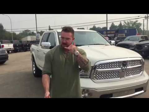 ram  laramie ecodiesel   redwater dodge youtube