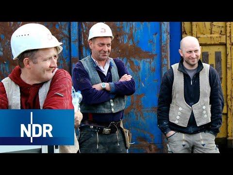 Bauarbeiter: eine Woche auf Montage   7 Tage   NDR