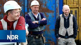 Bauarbeiter: eine Woche auf Montage | 7 Tage | NDR