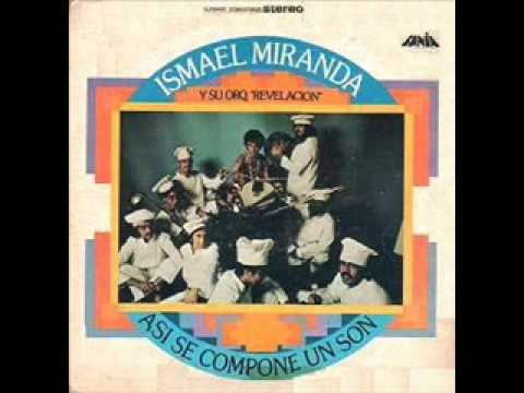 ME VOY PA COLOMBIA ISMAEL MIRANDA