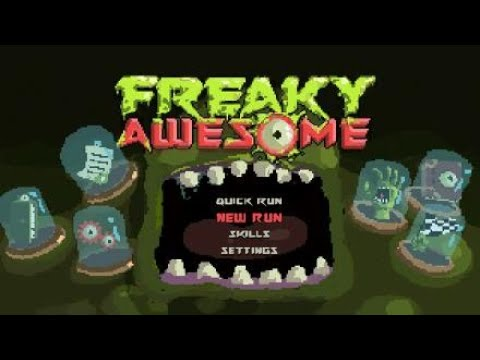 Freaky Awesome gameplay preview |