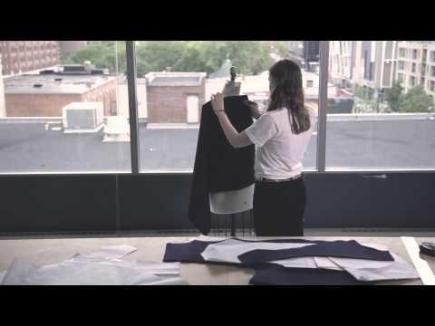 Websérie Grosses têtes : Marie-Ève Lecavalier, diplômée du baccalauréat en gestion et design de la mode