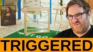 IKEA x OFF-WHITE Hypebeast OPFER! - TRIGGERED