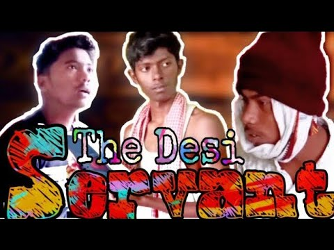 The Desi Servant + Comedy Vines Video + FUN4VANK S + It's Fun Time + Funny And Comedy Vinse Video❤