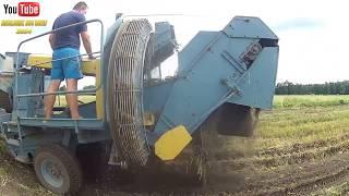 Kopanie ziemniaków 2018 ZETOR 5211 ll URSUS c-360 3p ll ANNA