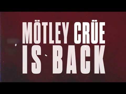 Mötley Crüe Is Back!