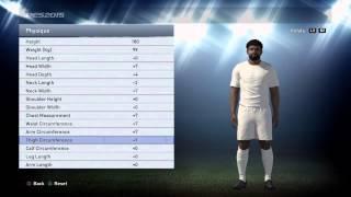 Pablo Sandoval Pro Evolution Soccer create a player hyper-lapse